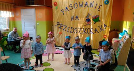 Pasowania na Przedszkolaka